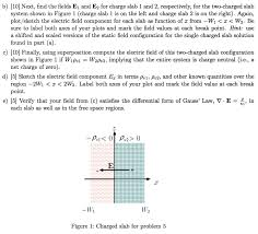 Show Transcribed Image Text 40 In This Exercise You Will Ultimately Via A Series Of Sub Solution Steps Find The Electric Fields Due To Following