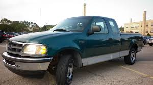 100 1999 Ford Truck F150 Green 8999 Madrides 2010