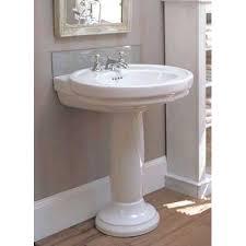 corner pedestal sink st thomas creations barrymore corner