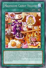 j max quickie madolche candy village advanced card design