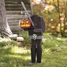 Free Headless Horseman Pumpkin Template by Headless Horseman Pumpkin By