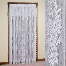 56 best linen lace curtains images on pinterest cafe amazon living