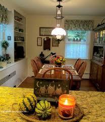 Decorate The Kitchen In Fall Idea 22
