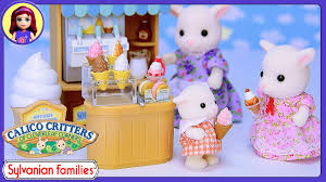Sylvanian Families Calico Critters Soft Serve Ice Cream Shop Goat ... Calico Critters Bathroom Spirit Decoration Amazoncom Ice Skating Friends Toys Games Rare Sylvian Families Sheep Toy Family Tired Cream Truck Usa Canada Action Figure Sylvian Families Soft Serve Shop Goat Durable Service Ellwoods Elephant Family With Baby Lil Woodzeez Honeysuckle Street Treats Food 2 Ebay Hopscotch Rabbit 23 Cheap Play Find Deals On Line Supermarket Cc1462 Holiday List Spine Tibs New Secret Island Playset Van Review Youtube