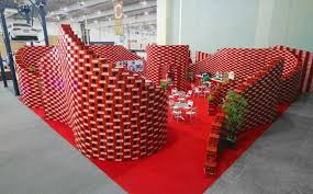 Home Design How To Use Waste Material For Decoration Furniture And Made From Coca Cola Bottle House With Materials