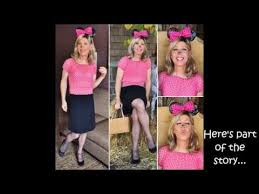 Crossdressed For Halloween by Crossdressing As Minnie Mouse For Halloween 2017 Youtube