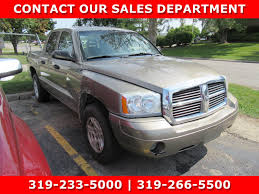 Used 2006 Dodge Dakota SLT For Sale In Waterloo, IA | VIN ...