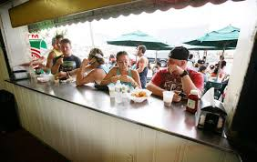 Wharfside Patio Bar Schedule by 25 N J Bars To Check Out This Summer Nj Com