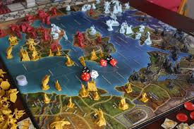 Conquest Of Nerath Board Game Dungeons And Dragons