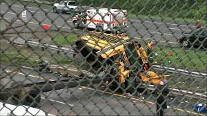 100 Truck Driving Schools In Ct School Bus Ripped Apart In Dump Truck Crash Teacher Student Killed