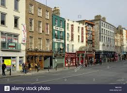 100 Dublin Street Street Scene Stock Photo 21268378 Alamy