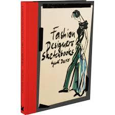 Fashion Designers Sketchbooks