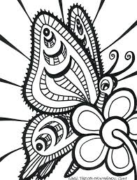 Full Image For Free Abstract Coloring Pages Printable Adults Easter Sheets