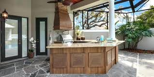 Custom Outdoor Kitchens Naples Fl by Custom Kitchen Cabinets Naples Fl Outdoor Used For Sale In Painted