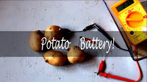 symbols marvelous how make potato battery batteries light bulb