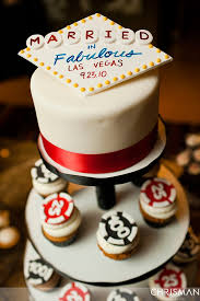 Cool Wedding Cake And Cupcakes Las Vegas