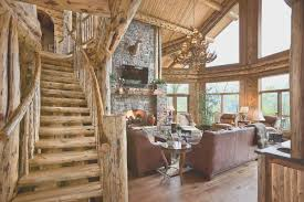 Log Homes Interior Designs - Paleovelo.com Decor Thrilling Modern Log Home Interior Design Terrific 1000 Ideas About Cabin On Pinterest Decoration Simple And Neat Kitchen In Parquet Flooring 28 Blends Interesting Pictures Small Decorating Gkdescom Homes Magnificent Luxury Design Architects Log Cabin Bathrooms Inside Small Images