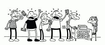 Roogihetk Diary Of A Wimpy Kid Coloring Pages 17 Pictures
