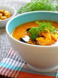 cuisine soupe de poisson soupe de poisson suédoise une plume dans la cuisine
