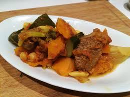 cuisiner le potimarron en l馮ume tajine d agneau aux légumes d hivers potimarron fenouil et