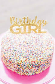 Sprinkle Birthday Cake Cakes Ideas