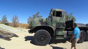 100 7 Ton Military Truck Driving The Oshkosh Ton Military 6 X 6