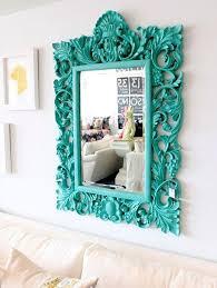 cooler spiegel mit einem spiegel hat viel möglichkeiten