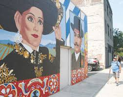 Big Ang Mural Unveiling by Mayor Unveils Paris Street Mural East Boston Times Free Press