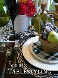 Spring Table Styling Ideas