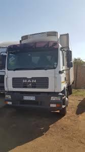 2008 MAN TGM 15.220 Rigid Fridge Truck | Junk Mail