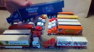Matchbox Semi Truck Collection - YouTube Diecast Toy Snow Plow Models Mega Matchbox Monday K18 Articulated Horse Box Collectors Weekly Peterbilt Tanker Contemporary Cars Trucks Vans Moosehead Beer Matchbox Kenworth Cab Over Rig Semi Tractor Trailer Just Unveiled Best Of The World Premium Series Lesney Products Thames Trader Wreck Truck No 13 Made In Amazoncom Super Convoy Set 4 Ton Fire Sandi Pointe Virtual Library Collections Buy Highway Maintenance 72 Daf Xf95 Space Jasons Classic Hot Wheels And Other Brands 1986 Mobile Crane Dodge Crane 63 Metal