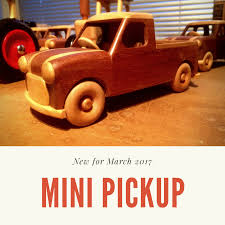 100 Affordable Truck Accessories Mini Pick Up Type Grandads Wooden Toys Make Beautiful Upcycled