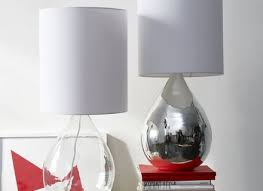 Fillable Glass Lamp Ideas by Table Lamp Fillable Glass Jug Table Lamp Ideas Square Lamps