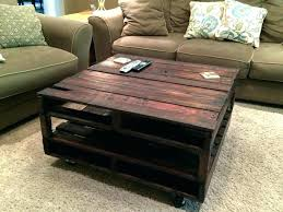 Tables Made Of Pallets Coffee Out Outdoor Table From