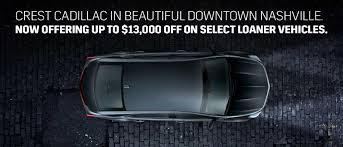 Crest Cadillac Nashville | New Car Release Date 2019 2020