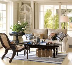 Pottery Barn Small Living Room Ideas by Pottery Barn Living Room Living Room Ring Spun Polyester Canvas