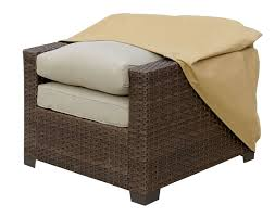 Fabric Dust Patio Chair Cover