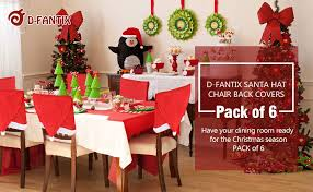 Must Have Christmas Chair Back Covers