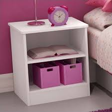 South Shore Libra Dresser by South Shore Libra Kids Nightstand In Pure White 3050059