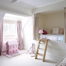 Girls Room With Hideaway Bed And Dolls House