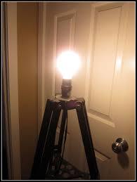 Photographers Tripod Floor Lamp by Homeroad Tripod Floor Lamp