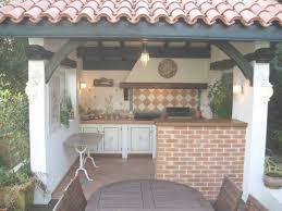 idee amenagement cuisine d ete cuisine extérieure design extérieur for amenager une cuisine