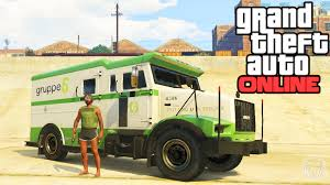 GTA Online: How To Rob Security Trucks! Easy Way To Make Money Tutorial  Guide (GTA 5 Online) Golden Geese Its Takes A Lot Of Money And Hard Work To Make Blog Page 3 4 T G Commercials Dont Waste Your On These 10 Things 6 Autos Brinks Truck For Sale Armored Vehicles Gta 5 Online Easy Spawn Trick Quick Fast V Superrigs Milk Brigtees Car Kenya Bullet Proof Cars Vehicle Sales James Hart Mot Service Centre Commercial Car Valuables Wikipedia