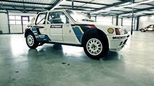 1984 Peugeot 205 Turbo 16 Evolution 1 Gr B voiture d usine