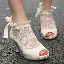 45 Gorgeous Vintage Wedding Shoes