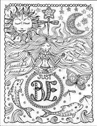 Be Brave Coloring Book Instant Download Part 3 5 Pages Of Fun