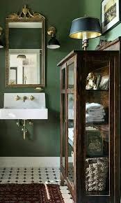 bad tapete wandfarbe wandgestaltung im badezimmer ideen