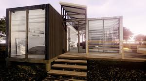 100 Modern Container Houses 800 SQ Ft Shipping Home Virtual Tour