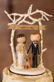 Custom Wedding Cake Topper Clothespin Doll With By TheSweetToppers
