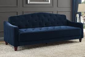 Ava Velvet Tufted Sleeper Sofa Canada by Novogratz Vintage Tufted Sofa Sleeper Ii Multiple Colors